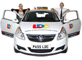 Become a Driving Instructor Icon